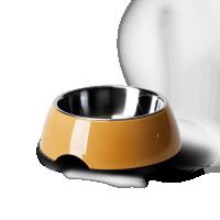 Hundenapf Design Napf orange